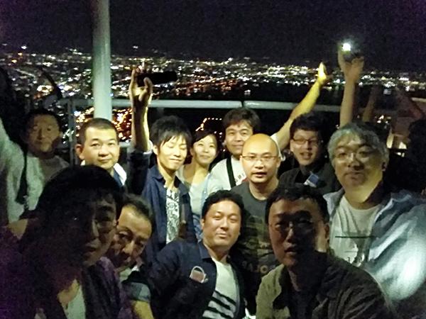 社員旅行で北海道を観光2