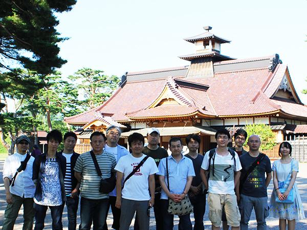 社員旅行で北海道を観光3