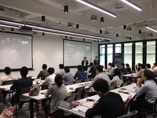 シンガポールで2日間にわたりセミナーを開催