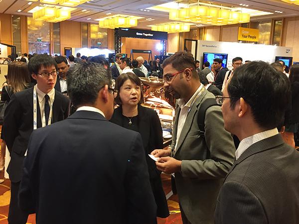 Asian Innovators Summit 2019に出展