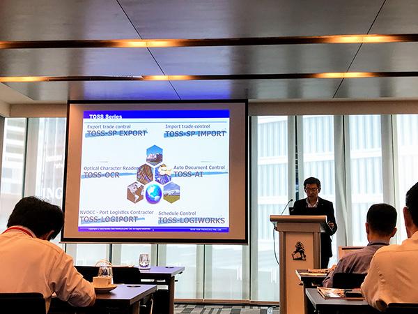 シンガポールで第二回セミナーを開催!