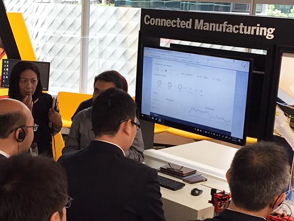 SAPシンガポール社に視察3