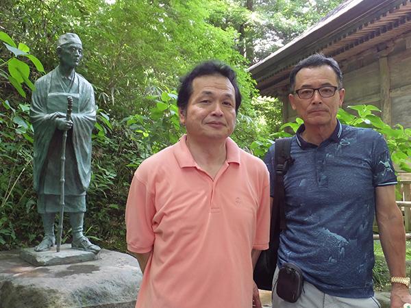 社員旅行で岩手県を観光3