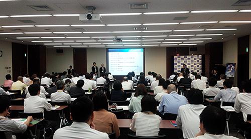 東京でセミナーを開催 180名様にご来場頂きました