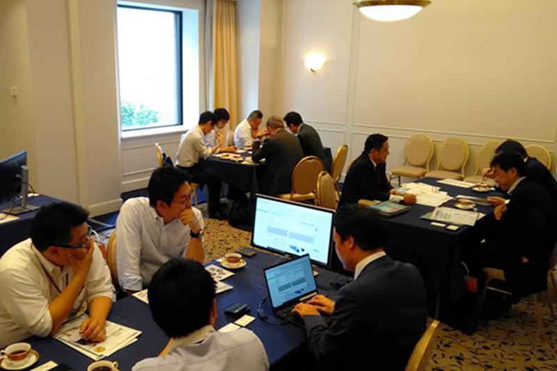 """東京・新橋で""""働き方改革""""をテーマとしたセミナーを開催!"""