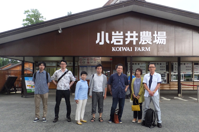 社員旅行で岩手県を観光