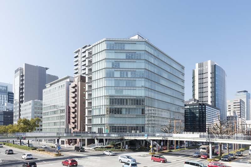 Moved HQ to a TOP-CLASS office district in Nagoya.